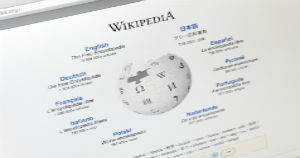 Wikipedia page upload/edit