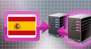 Forward proxy server (Spain)