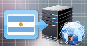 Local hosting in Argentina