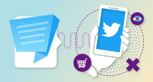 Ad text creation for Twitter
