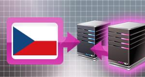 Forward Proxy Server (Czech Republic)