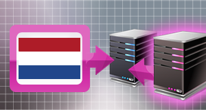 Forward Proxy Server (Netherlands)