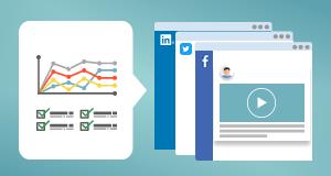 Social media campaign report