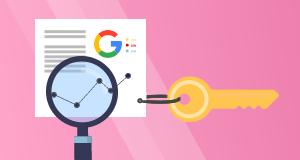 Google data-driven keyword research