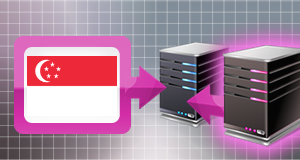Forward Proxy Server (Singapore)