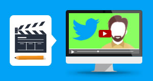 Twitter video ad creation