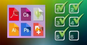 Multilingual Graphics Visual QA Check