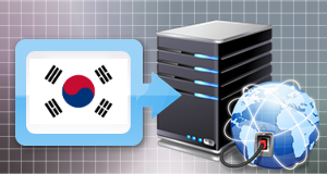 Local hosting in South Korea