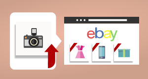 eBay product listing upload