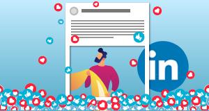 LinkedIn social influencer discovery