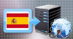 Local hosting in Spain