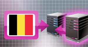 Forward Proxy Server (Belgium)