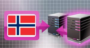 Forward Proxy Server (Norway)