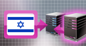 Forward Proxy Server (Israel)