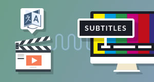 Video Subtitling - Burnt-in Subtitles