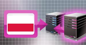 Forward Proxy Server (Poland)