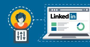 LinkedIn personal profile set up
