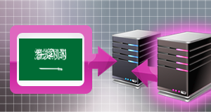 Forward Proxy Server (Saudi Arabia)