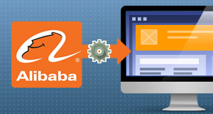Alibaba Microsite Customisation